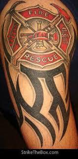 Firefighter Tattoos 1