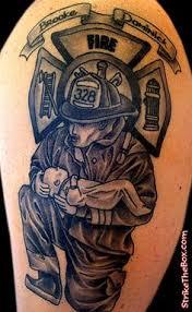 Firefighter Tattoos 2