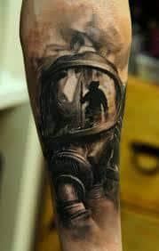 Firefighter Tattoos 44