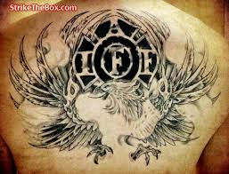 Firefighter Tattoos 50