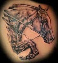 Horse Tattoos 11