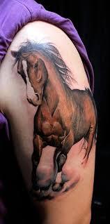 Horse Tattoos 12