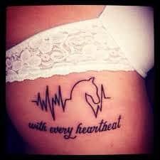 Horse Tattoos 18