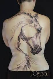 Horse Tattoos 19