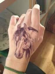 Horse Tattoos 21