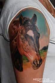 Horse Tattoos 3