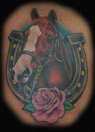 Horse Tattoos 35