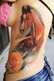 Horse Tattoos 51