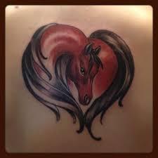 Horse Tattoos 7