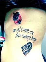 Peter Pan Tattoos 12