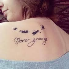Peter Pan Tattoos 21
