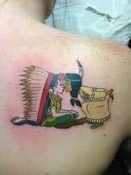 Peter Pan Tattoos 26