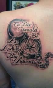 Peter Pan Tattoos 41