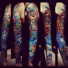 Peter Pan Tattoos 42