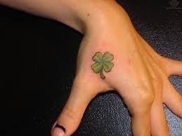 Shamrock Tattoos 22