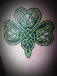 Shamrock Tattoos 32