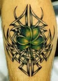 Shamrock Tattoos 33