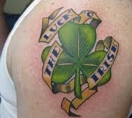 Shamrock Tattoos 46
