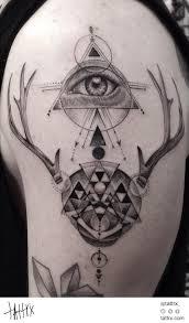 All Seeing Eye Tattoos 22