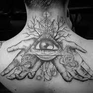 All Seeing Eye Tattoos 27