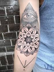 All Seeing Eye Tattoos 30