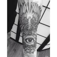 All Seeing Eye Tattoos 34