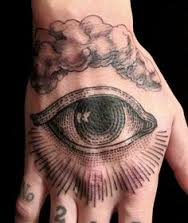 All Seeing Eye Tattoos 49