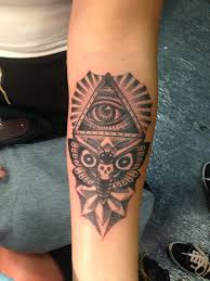 All Seeing Eye Tattoo Meaning 45 Ideas And Designs
