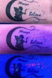 Black Light Tattoos 33