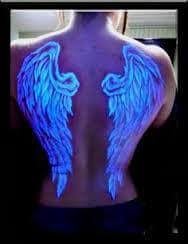 Black Light Tattoos 55