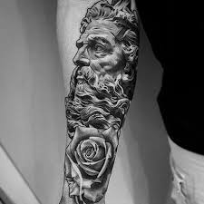 What Does Greek Tattoo Mean 45 Ideas And Designs