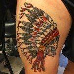 TigerLily Tattoo 2