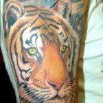 TigerLily Tattoo 4