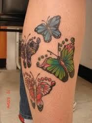 Footprint Tattoos 39