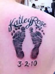 Footprint Tattoos 57