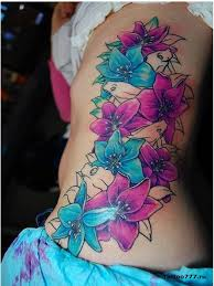 280849404 What Does Hawaiian Flower Tattoo Mean? | 45+ Ideas and Designs