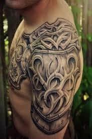 Armor Tattoos 1