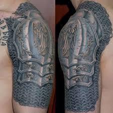 Armor Tattoos 11