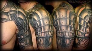 Armor Tattoos 19