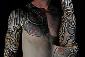Armor Tattoos 26