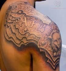 Armor Tattoos 27