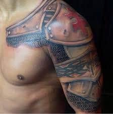 Armor Tattoos 28