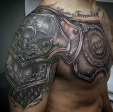 Armor Tattoos 31