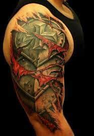 Armor Tattoos 32