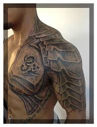 Armor Tattoo Meaning 45 Ideas And Designs