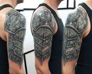 Armor Tattoos 7