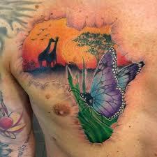 African Tattoos 12