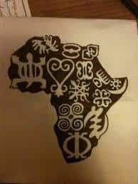 African Tattoos 15