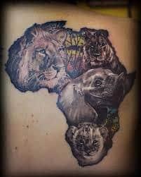 African Tattoos 32