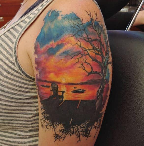 Best chicago tattoo artists top shops studios for Best tattoo artist in chicago